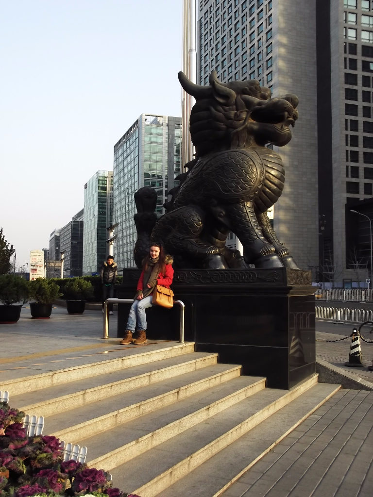 Небодери Пекинга