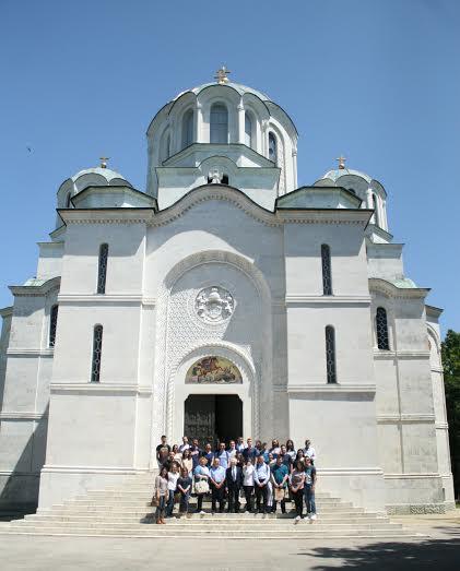 Impozantni mauzolej Karađorđevića