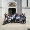 Ispred ulaza u Mauzolej