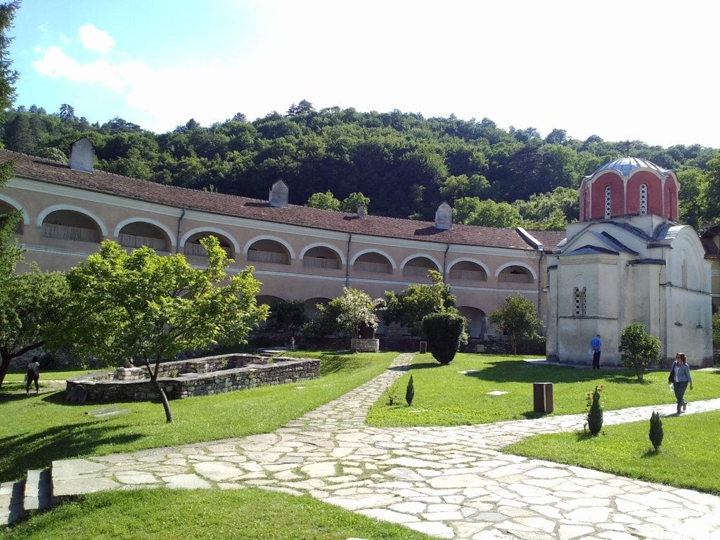 Kraljevska crkva u komleksu Manastira Studenica